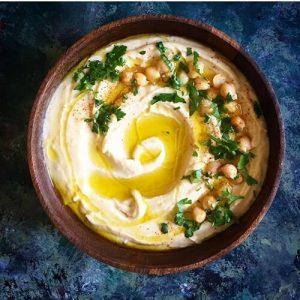 طرز تهیه حمص|غذاب عربی | شیرین بیان