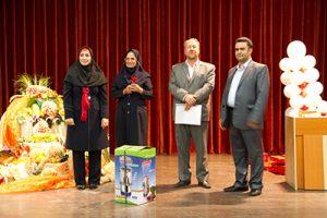 جشنواره ها و مسابقات خانم شیرین حسینی
