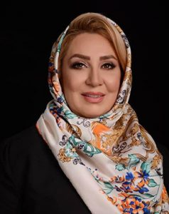 سوابق تدريس و تاليف خانم شیرین حسينی
